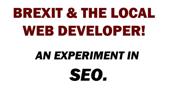 BREXIT_LOCAL_WEB_DEVELOPER